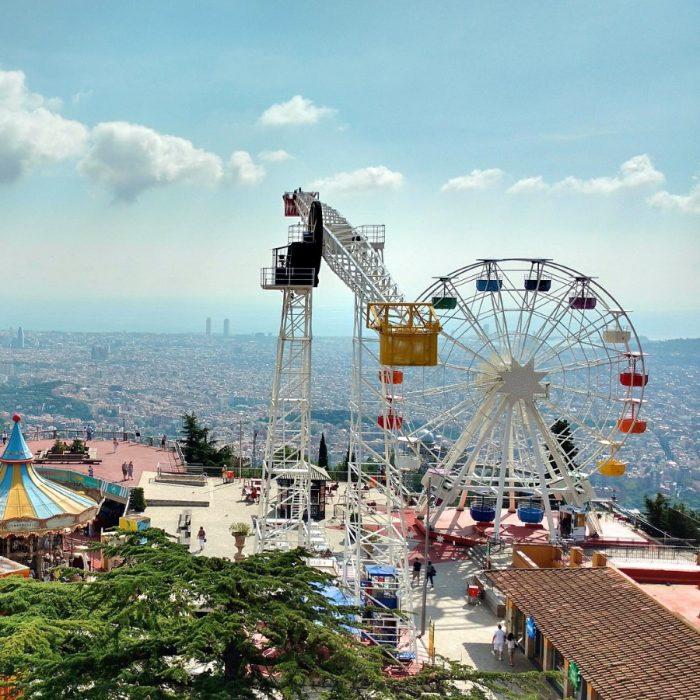 Parque de atracciones Tibidabo